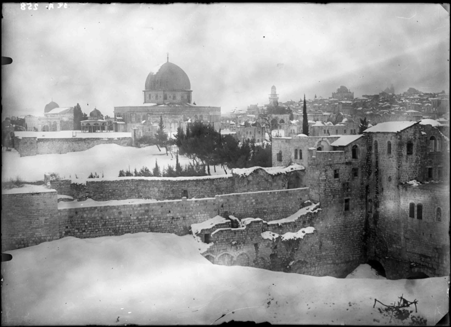Exhibition Jerusalem at the beginning of the 20th Century