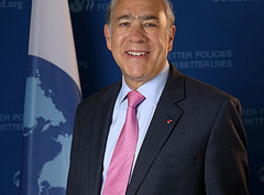Breakfast-colloquium with Ángel Gurría, Secretary General of the OECD