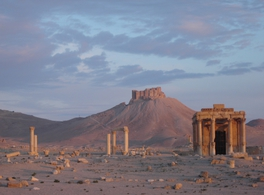 Visions of Palmyra: Between legend and destruction