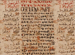 """Translators, Copyists and Interpreters: Transmitting the Bible in Arabic during the Middle Ages"""