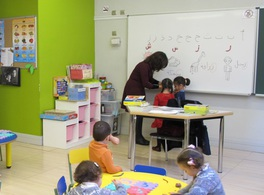Children's Arabic language immersion course