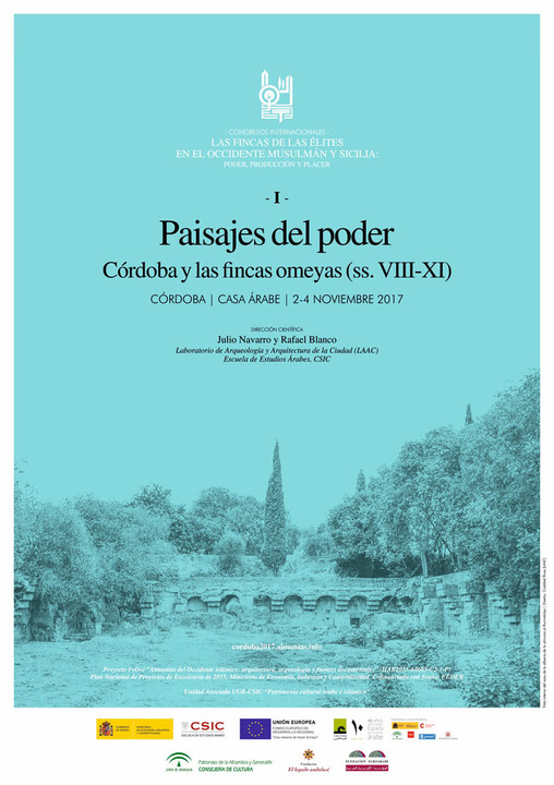 Landscapes of Power: Cordoba and the Umayyad estates (eighth to eleventh centuries)
