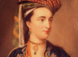 A Look at the East: Traveler Lady Montagu and the painter Ingres