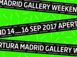 "Casa Árabe contributes to ""Apertura: Madrid Gallery Weekend"""