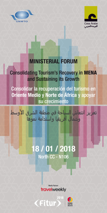 Strengthening Tourism's Recovery in the MENA Region and Supporting Its Growth