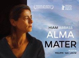 "Sneak preview of the film ""Alma Mater"" at Casa Árabe"