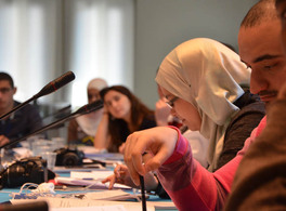 Alternatives for youth participation in the sociopolitical landscape of the MENA region