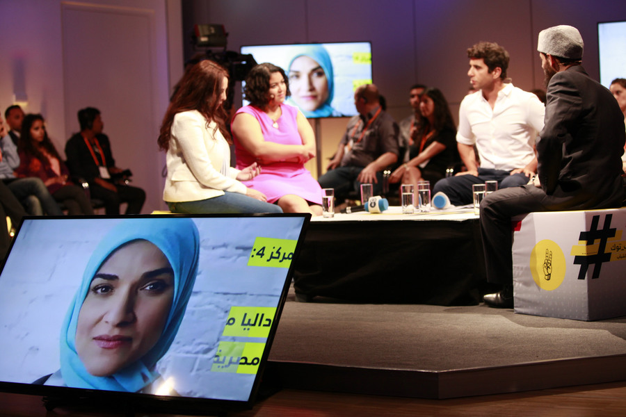 Women's struggle for socio-political participation in the Arab world