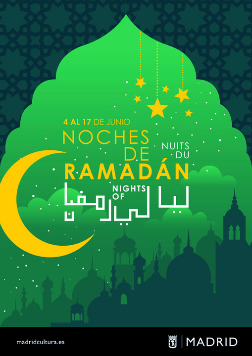 Nights of Ramadan in Madrid