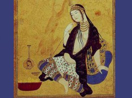 """Praise and diatribe of courtesans and ephebes,"" by Al-Jahiz"