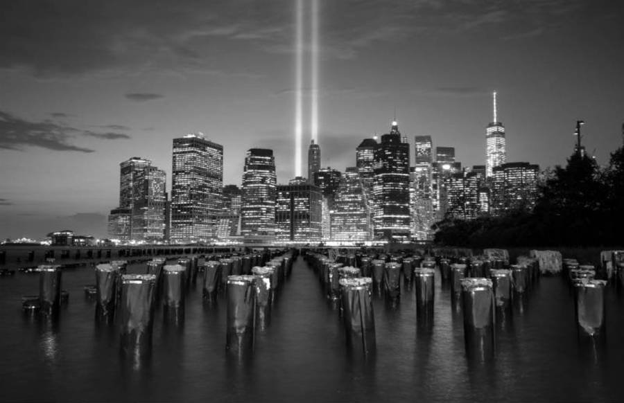 """From That Dust Came This Mire"": 17 years after 9/11"