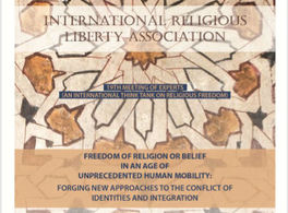 Nineteenth International Meeting on Religious Freedom