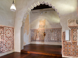 Guided tours of the Casa Mudéjar
