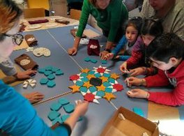 """Tile Puzzle"" workshop"