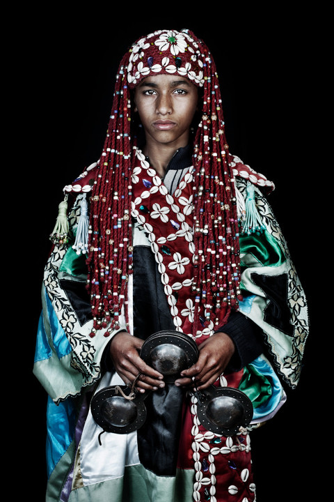 The Moroccans: Photographs by Leila Alaoui