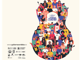 Educational program for the 39th Cordoba Guitar Festival