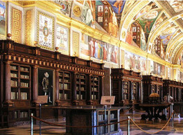 El Escorial: Dreams of a universal library