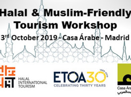 Meeting on Halal and Muslim-friendly tourism