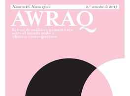 Presentation of issue 16 of the journal Awraq in Barcelona