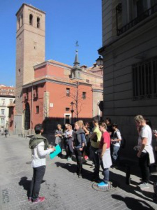 Guided tours of Arab Madrid
