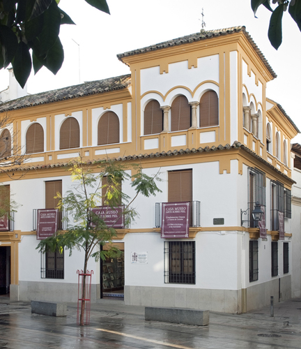 "Guided tour: Ramón García Romero House-Museum. Nights of Ramadan and the Cordoba Caliphate's ""Guadamecíes"""
