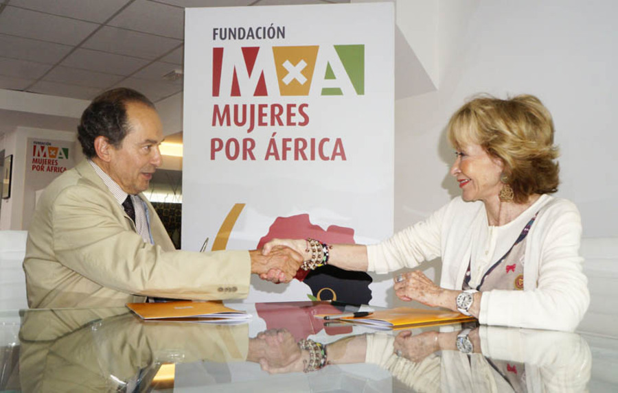 Casa Árabe and Women for Africa join forces to support African women