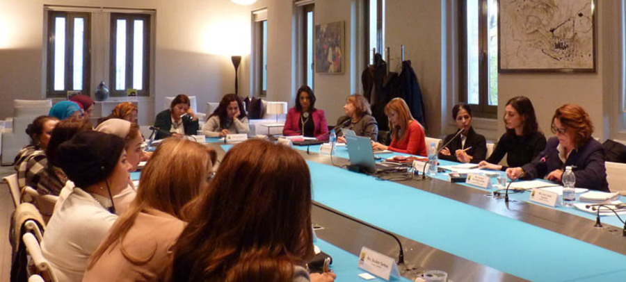 New Seminar for Gender Equality and Women's Rights in the Middle East