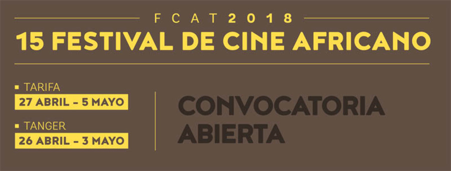 Call for entries Tarifa/Tangier African Film Festival 2018