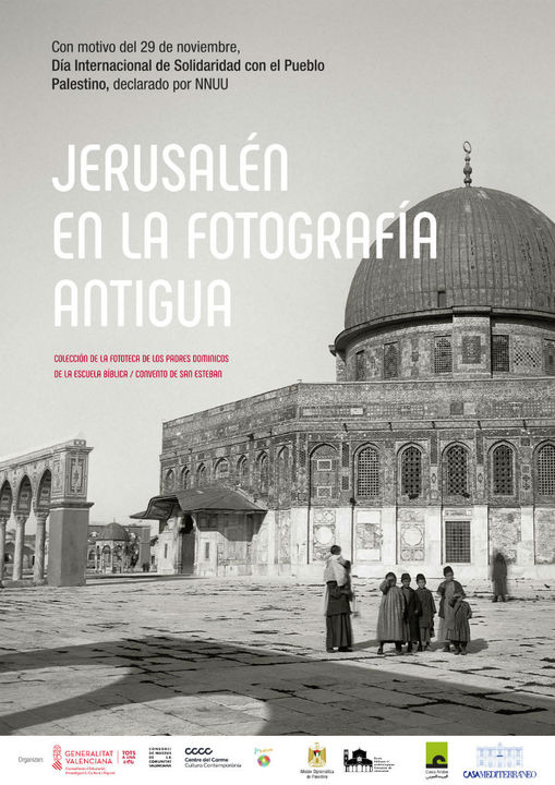 Jerusalem in Antique Photography