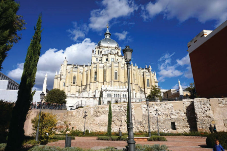 New tours of Islamic Madrid