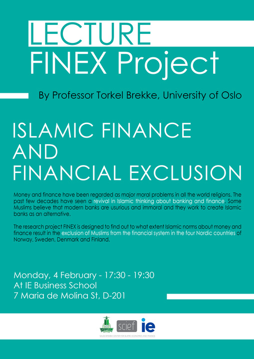 Islamic finance and financial exclusion