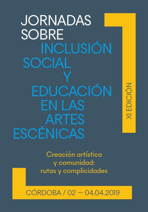 Eleventh Days on Social Inclusiveness and Education in the Stage Arts